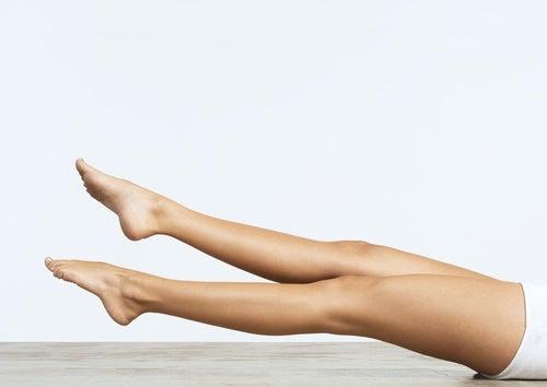 Separación de piernas