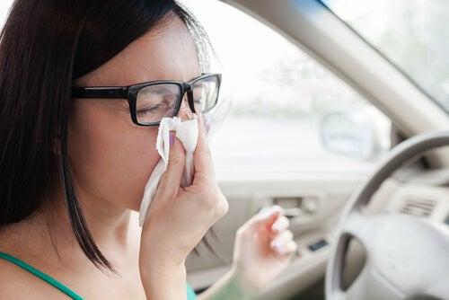 El virus Coxsackie se contrae por medio de nuestras vías respiratorias