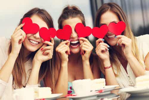 Adoro a la gente que se gana día a día un pedazo de mi corazón