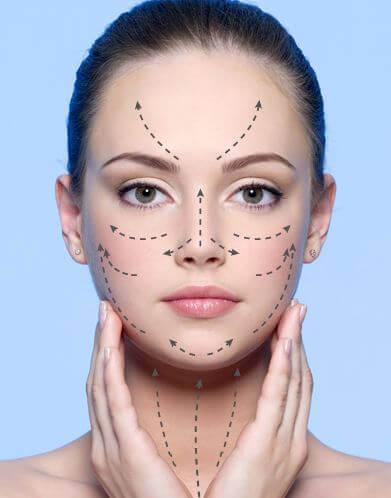 Cómo aplicar cremas en el rostro