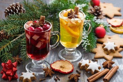 3 bebidas alternativas y saludables para disfrutar esta navidad
