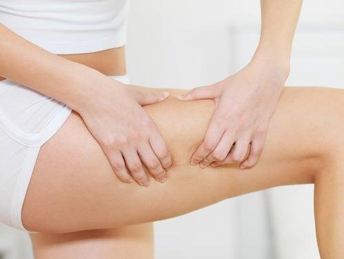 Ejercicios recomendados para combatir la celulitis