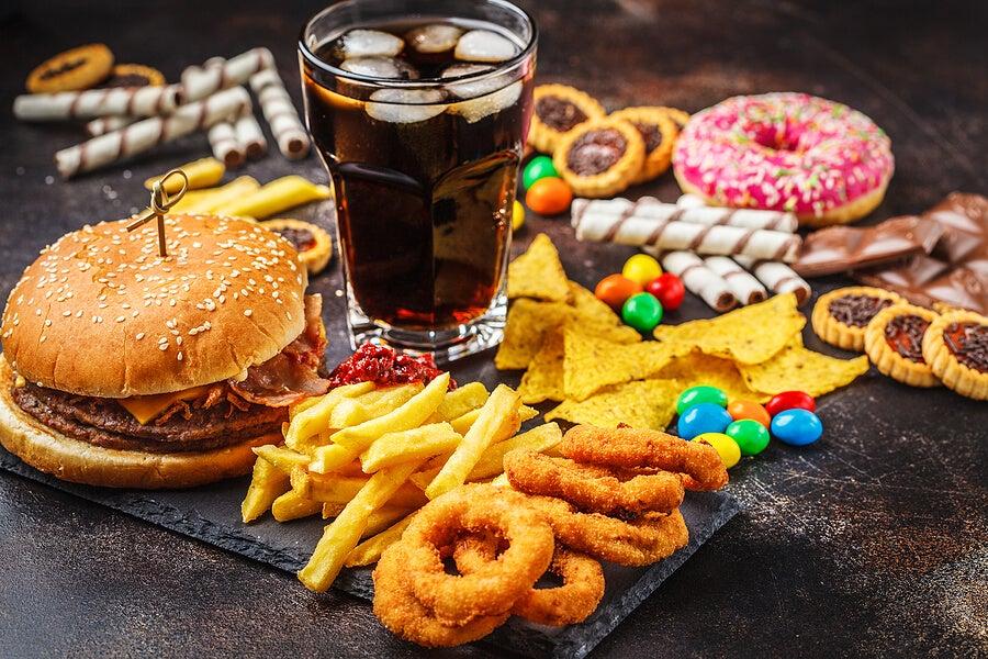 La comida chatarra es mala para la salud