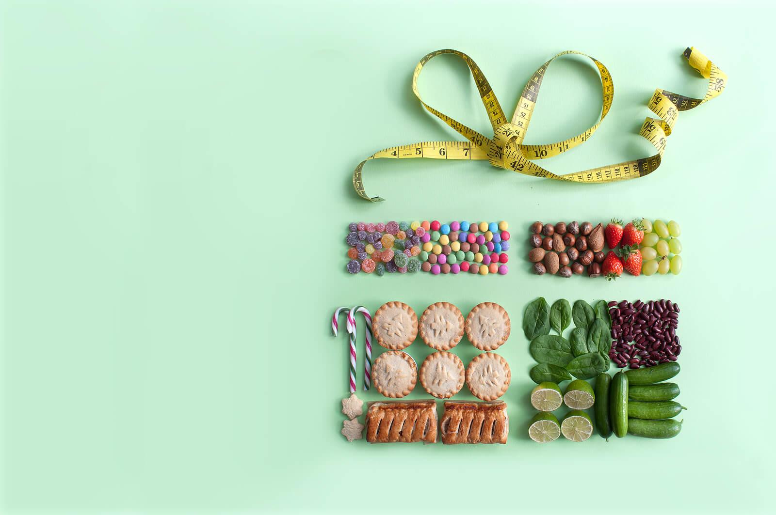 Sigue los consejos de tu nutricionista para no engordar en Navidad.