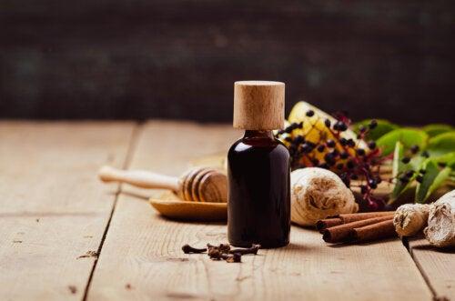 Limpia tus pulmones con un jarabe natural de jengibre y cúrcuma