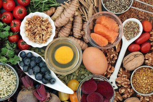 Nutrientes que no pueden faltar en tu dieta