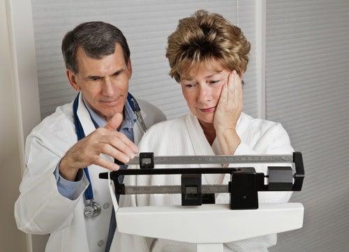 Para perder peso rápido y con salud es necesario, en primer lugar, pasar por un chequeo médico
