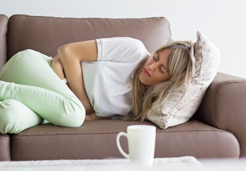 Síntomas de los quistes en el hígado