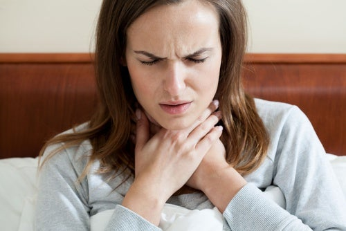 Prevenir la faringitis crónica naturalmente