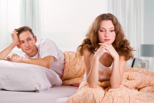 5 errores que perjudican tu vida sexual