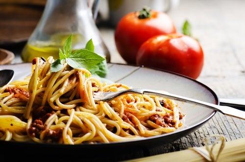Dieta calorica para subir de peso