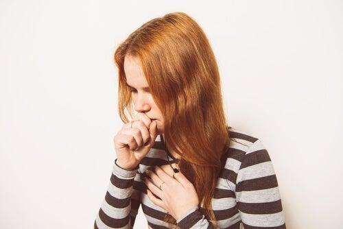 Recomendaciones para el alivio de la tos seca