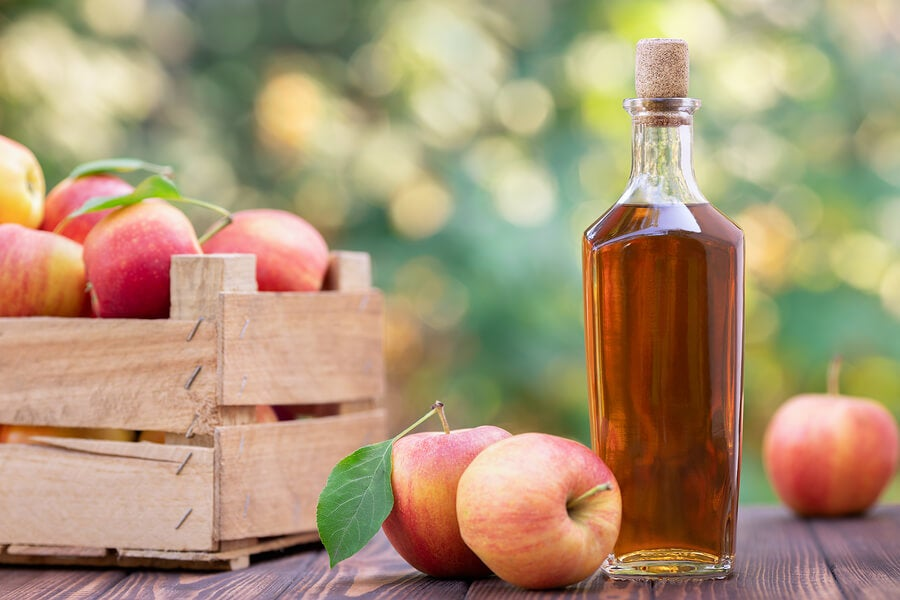 Limpieza facial con vinagre de manzana: lo que debes saber