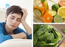 ¿Tienes fatiga? Quizás te falten estos nutrientes