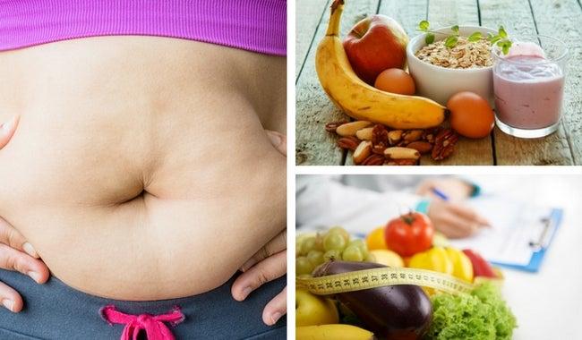 6 tips para adelgazar sin comer menos