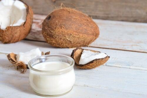 El aceite de coco podría prevenir el alzhéimer