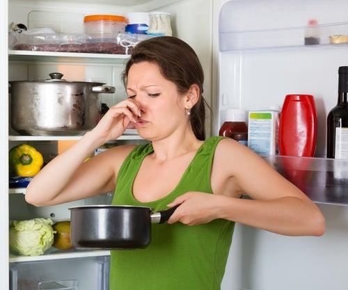 Basarse en los olores de las comidas