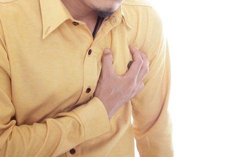 Cómo evitar las palpitaciones