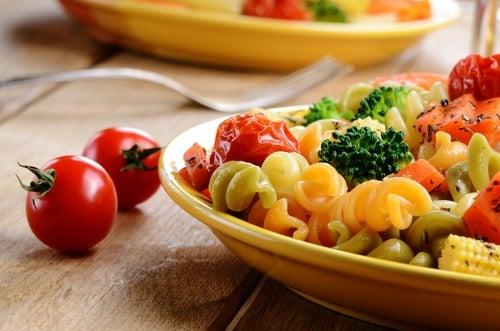 Comer de forma sana