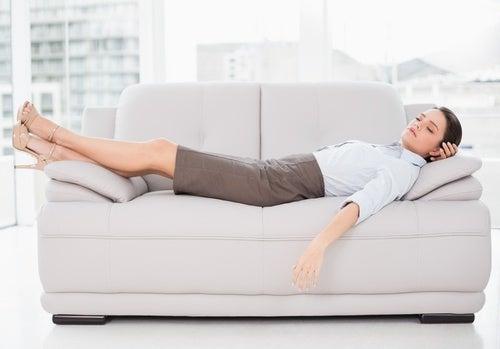 Dormir en los ambientes más soleados