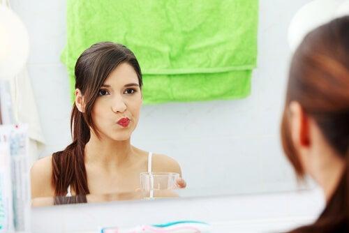 gárgaras para calmar la sinusitis durante el embarazo