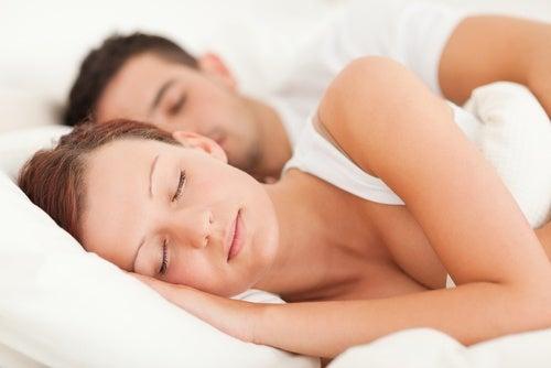 Respetar las horas de sueño