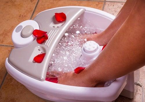 Hacer hidroterapia