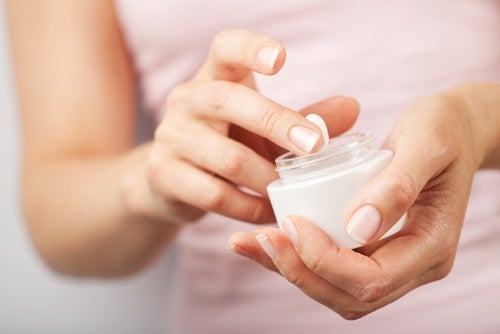 Las cremas pueden borrar las arrugas