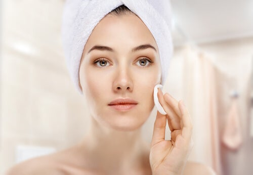 Mantén la piel humectada