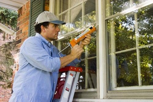 Poner aislantes en las ventanas