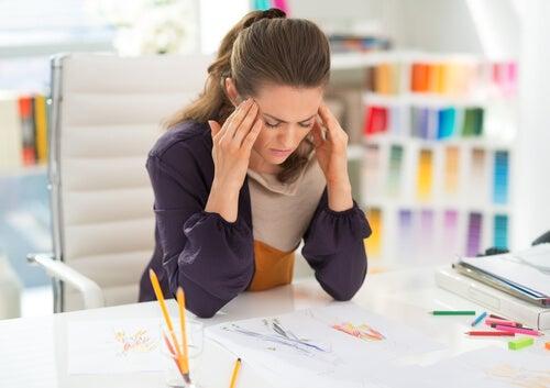 Si odias trabajar, puedes sufrir de estrés