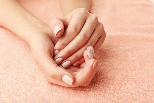 Suavizante para las manos
