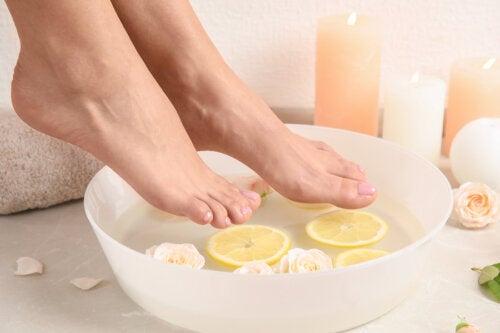 6 remedios naturales para tratar las uñas infectadas