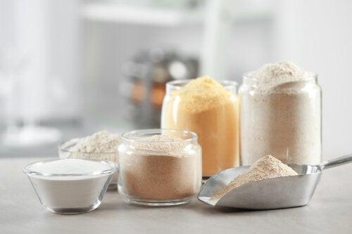 Las harinas blancas refinadas: 5 efectos en tu organismo