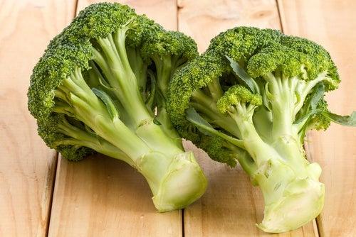 El brócoli y sus propiedades