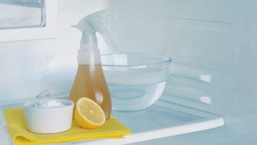 Trucos para limpiar y eliminar el mal olor de tu frigorífico