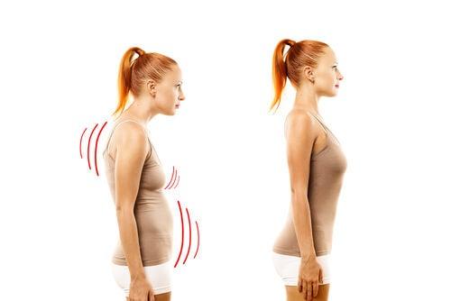 corregir postura corporal