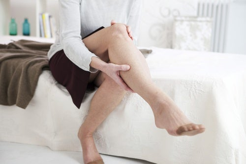 Tratamiento el nocturno la pantorrilla dolor en en