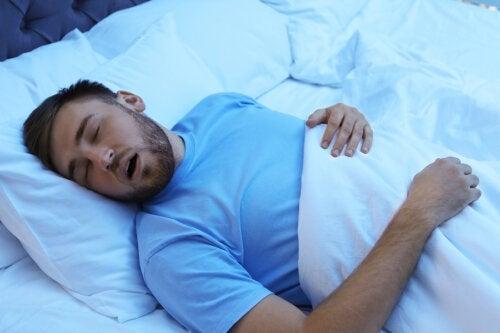 7 interesantes cosas que hace tu cuerpo cuando estás profundamente dormido