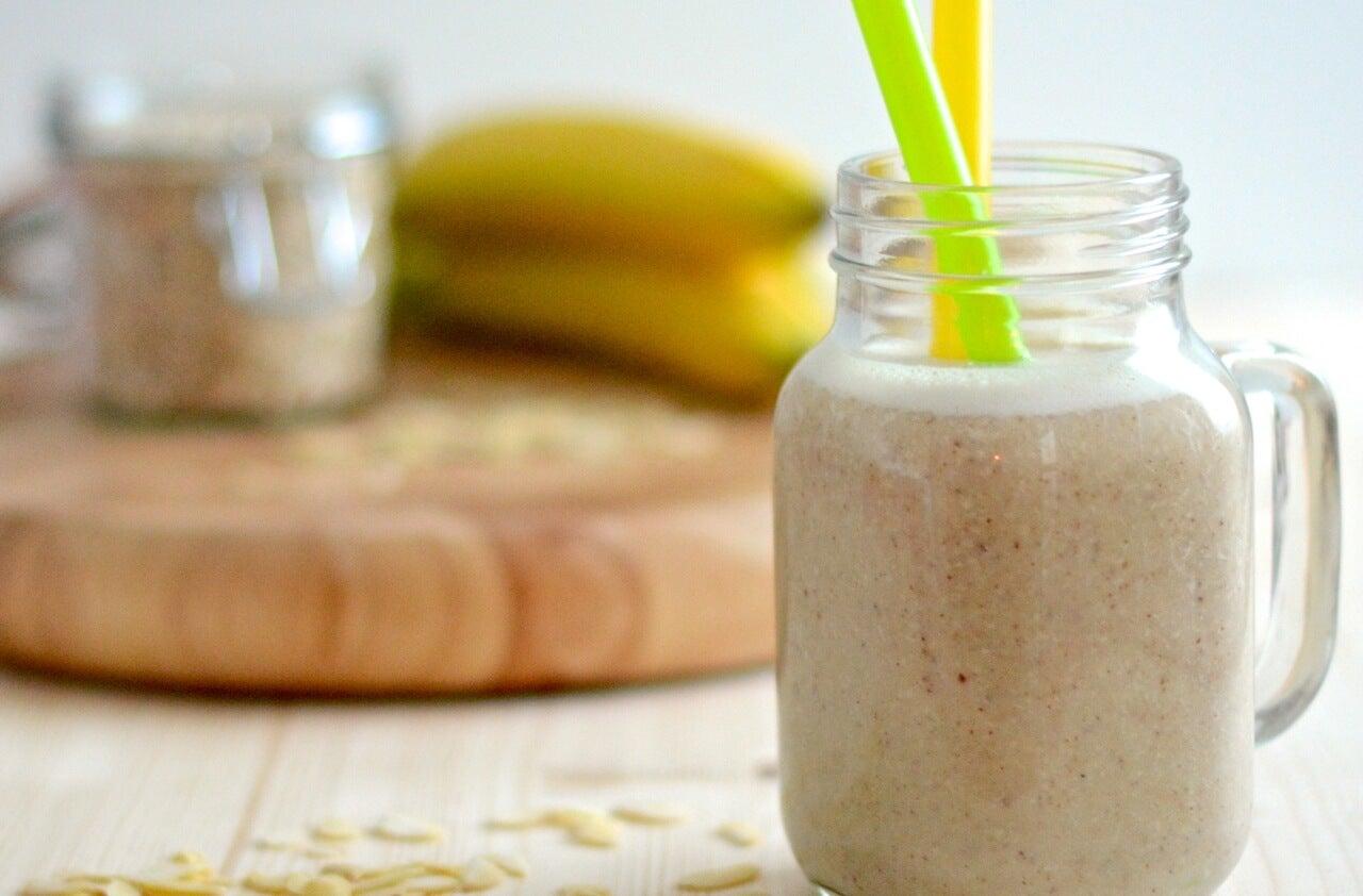 leche-de-almendra-y-banana