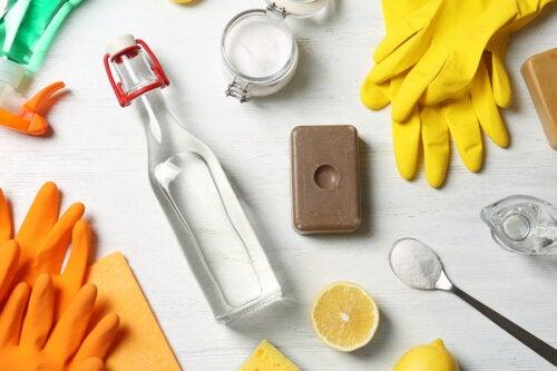 8 usos del vinagre blanco