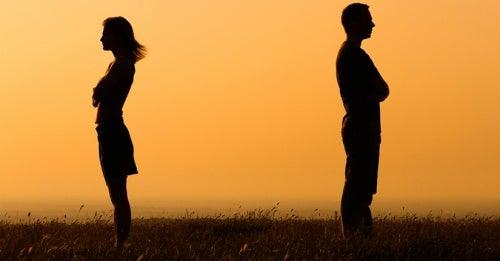 problemas de pareja por culpa del tiempo