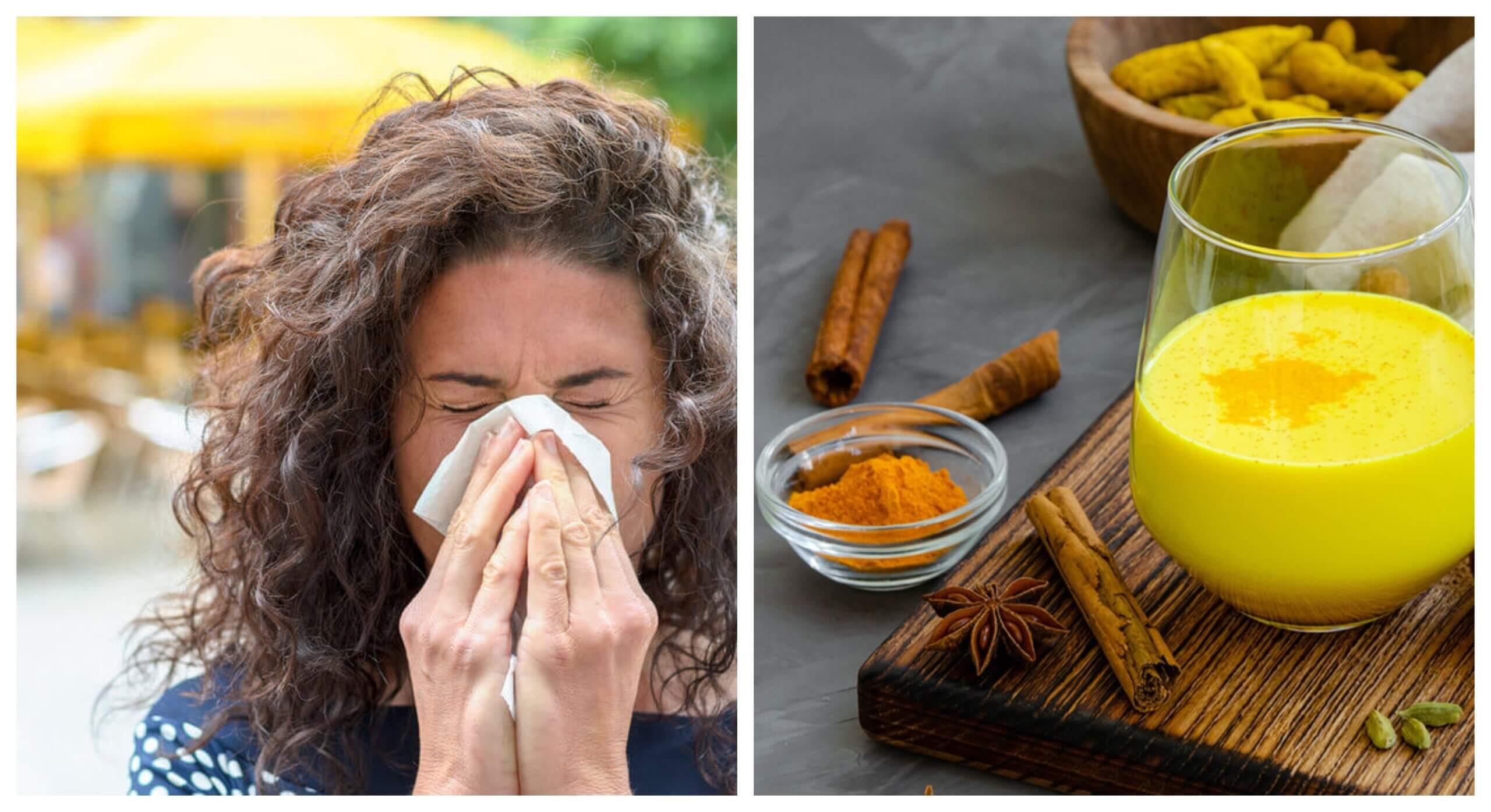 Remedios caseros para la rinitis alérgica