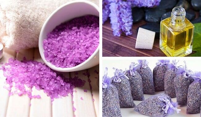 10 usos de la lavanda en el hogar, la cosmética y la medicina