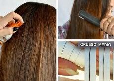 5 tips para usar la plancha alisadora sin dañar tu cabello