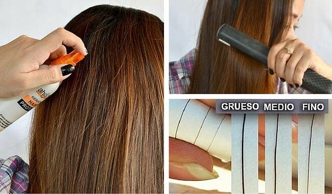 5 tips para usar la plancha alisadora sin dañar tu cabello — Mejor ... 28ebefb4bf93