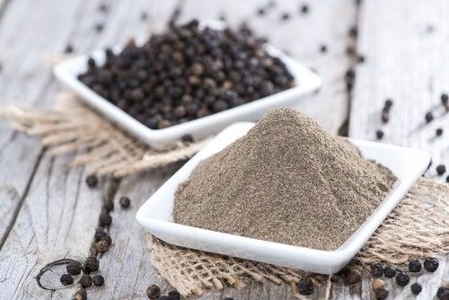 Beneficios de la pimienta negra
