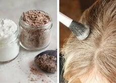 Cómo preparar un champú casero para limpiar el pelo en seco