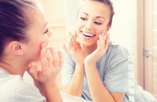 Combate el acné