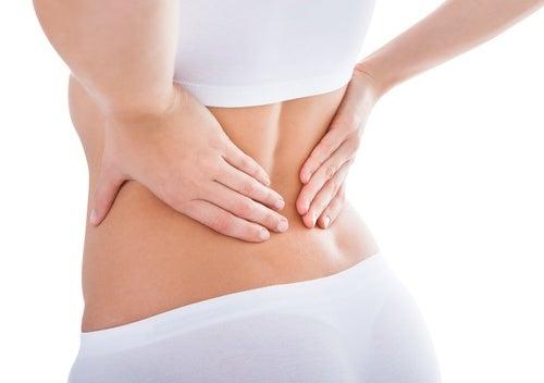 Dolor de espalda inexplicable